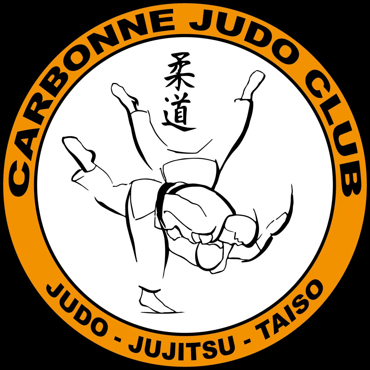 Logo CARBONNE JUDO CLUB